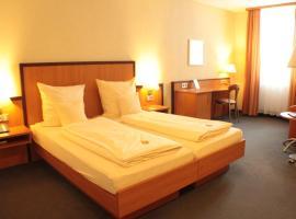 Hotel Blauer Wolf, hotel in Gunzenhausen