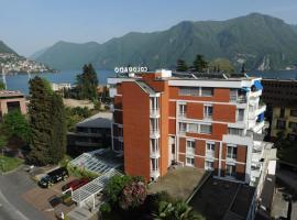 Colorado Hotel, hôtel à Lugano
