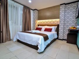 旺艾尼格馬酒店,吉隆坡吉隆坡太子世界貿易中心附近的飯店