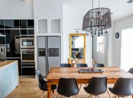 Akureyri Luxury Villa, casa o chalet en Akureyri