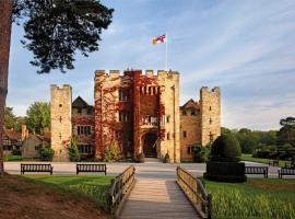 Hever Castle Luxury Bed and Breakfast, hotel near Hever Castle, Edenbridge