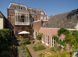 Boutique Hotel De Blauwe Pauw, pet-friendly hotel in Den Bosch