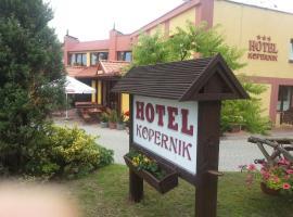 Hotel Kopernik – hotel we Fromborku