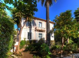 Villa Claudia Hotel Cannes, отель в Каннах