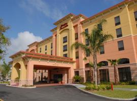 Hampton Inn & Suites Orlando-South Lake Buena Vista, hotel in Kissimmee
