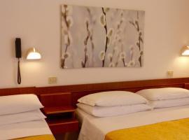 Hotel D'Annunzio, отель в Каттолике