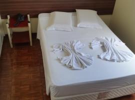 Hotel Piratini, budget hotel in Curitiba