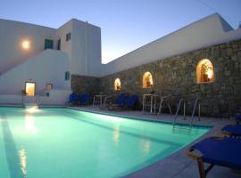 Asteri Hotel, hotel in Ornos