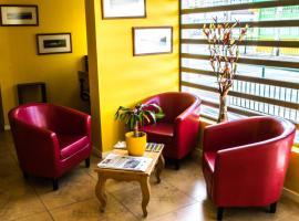 Ayelen Express, hotel en Calama