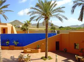 Hotel de Naturaleza Rodalquilar & Spa Cabo de Gata, hotel en Rodalquilar