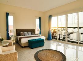 Villa Tepi Segara, hotel near Serangan Turtle Island, Denpasar
