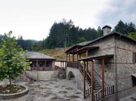 Kerasies Guesthouse, hotel in Vovousa