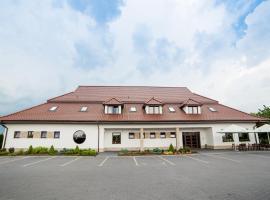 Gościniec Nad Gopłem – hotel w mieście Grodztwo