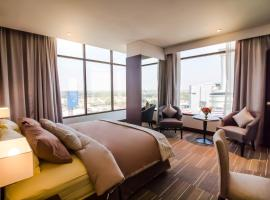 Fortune Rajpruek Hotel, hotel in Nakhon Ratchasima