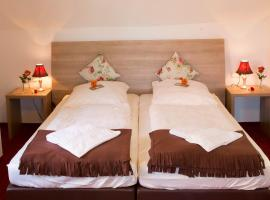 Boutiquehotel Goldene Rose, hotel in Rothenburg ob der Tauber