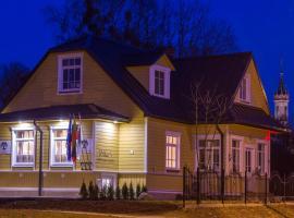 Inga Vacation House – hotel w pobliżu miejsca Centrum rekreacyjne AQUA w Druskienikach w Druskienikach