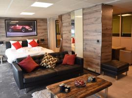 Guesthouse ROOM40, family hotel in Malmedy