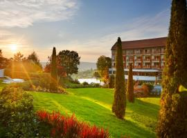 Hotel & Spa Der Steirerhof, Golfhotel in Bad Waltersdorf