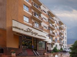 Voyage Hotel, hotel near Boluan Sholak International Exhibition and Sports Centre, Almaty