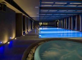 Budapest Holidays Apartments & Spa, hotel in Budapest