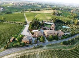 Villa Nottola, farm stay in Montepulciano