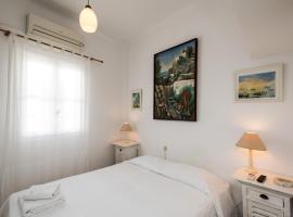 Hotel Delphines, hotel ve městě Mykonosu