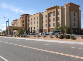 Hampton Inn and Suites Barstow, hotel in Barstow
