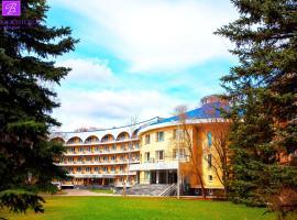 Парк-отель Воздвиженское, отель в Серпухове