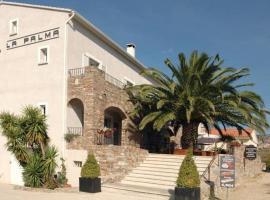 Hôtel la Palma, hotel in Patrimonio