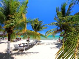 Coroa Vermelha Beach - All Inclusive, hotel in Porto Seguro