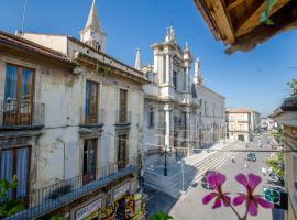 Santacroce Guesthouse Abruzzo, bed & breakfast a Sulmona