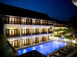 Sanakeo Boutique & Spa, hotel in Luang Prabang