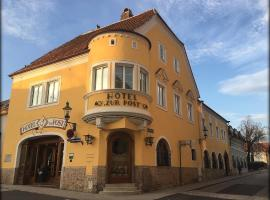 Hotel zur Post, Hotel in Gumpoldskirchen