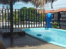 Suítes Tropicana guesthouse, hotel near Cabo Frio International Airport - CFB,