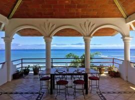 Jardin Del Mar, hotel en Cruz de Huanacaxtle