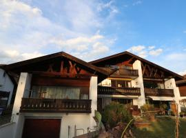 Alpen - Apartments, pet-friendly hotel in Garmisch-Partenkirchen