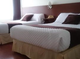 Gran Hotel Napoleón, hotel em Ambato