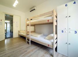 Hostel Temza, hostel in Zagreb