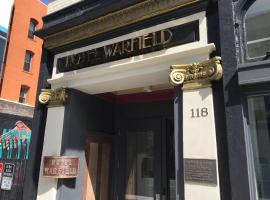 Warfield Hotel, hotel in San Francisco