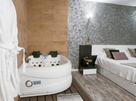 Habitaciones Premium Finca la Casona, hotel in San Rafael