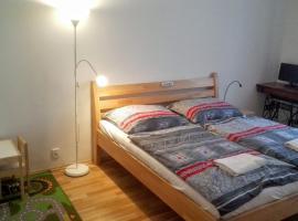 Jezerka Apartments, hotel poblíž významného místa Pankrác stanice metra, Praha