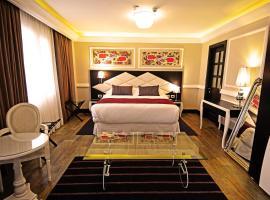 Hotel Sommelier Boutique, hotel cerca de Museo Chileno de Arte Precolombino, Santiago