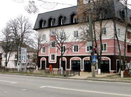 Non-stop hotel, hotell nära Boryspil internationella flygplats - KBP,