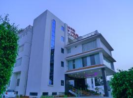 Shiv Vilas Palace, hotel near Lohagarh Fort, Bharatpur