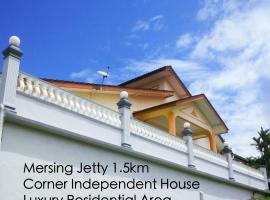 SingHome Holiday House, Hotel in Mersing