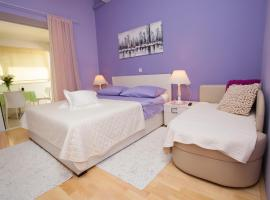 Villa Palma Apartments, boutique hotel in Makarska
