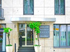 Business Wieland Hotel, hotel in Düsseldorf