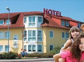 Euro-Hotel, hotel in Kappel-Grafenhausen