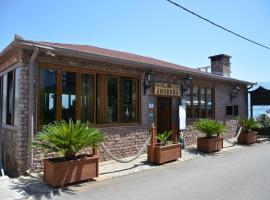Hotel Anderba, отель в Тивате