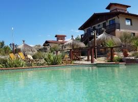 Aires Serranos - Suites, hotel in La Cumbrecita